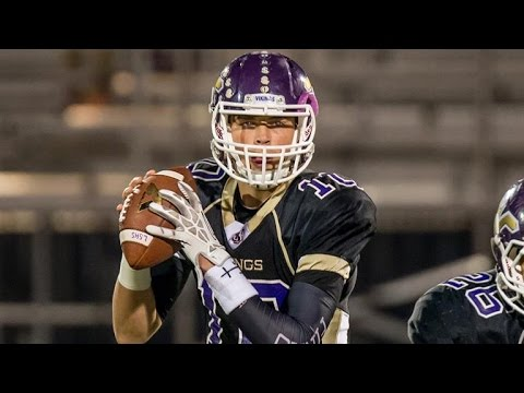 No. 2 Rated QB in the 2016 Class - Jacob Eason