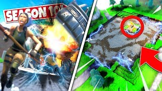 *NEW* HUGE RIFT EXPLOSION *WIPES OUT* SOCCER FIELD REVEALING UNEXPECTED SECRETS! SEASON 10 UPDATE!