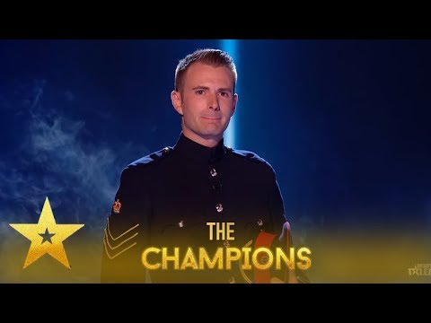 Richard Jones: Magician Brings BRITAIN To TEARS With This! WOW! | Britain's Got Talent: Champions