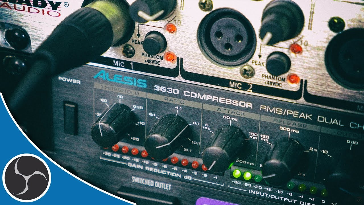 OBS Studio 116 - Audio Mixers vs  USB Interfaces - Which should you use? Is  there a difference?
