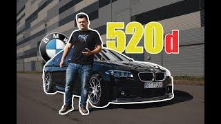 BMW 520d - TEST-DRIVE neAdecvat