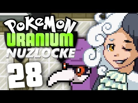 Pokémon Uranium Nuzlocke - Episode 28 | Most Dramatic Gym Ever!
