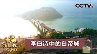 《跟着书本去旅行》 20200629 李白诗中的白帝城| CCTV科教