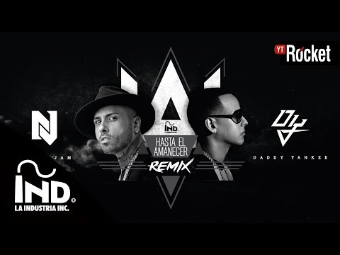 Preview | Hasta El Amanecer Remix - Nicky Jam Ft. Daddy Yankee