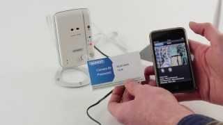 EM6250 Easy Pro View IP Camera aansluiten