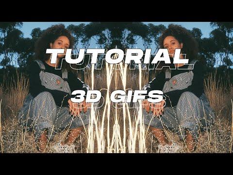 TUTORIAL 3D GIFS  NISHIKA N8000 ON ANDROID