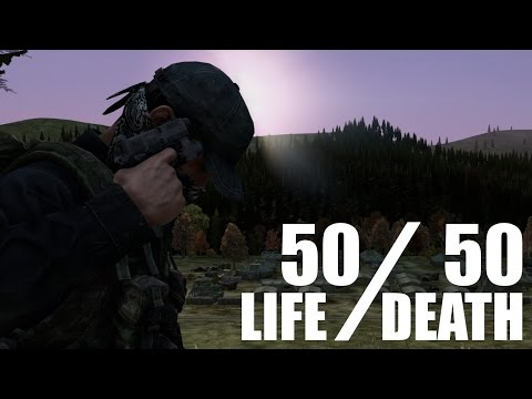 Forcing Survivors to Play Russian Roulette at Military Bases: DayZ Standalone 0.60