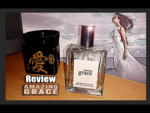 Perfume review: Amazing grace by Philosophy.