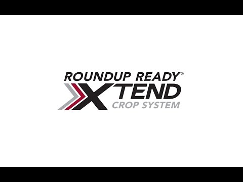 Roundup Ready Xtend Crop System. It's Here.
