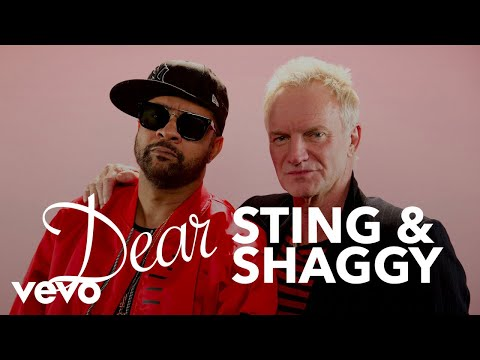 Sting, Shaggy - Dear Sting & Shaggy