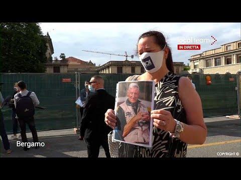 Covid: da Bergamo alla Corte europea di giustizia per crimini contro l'umanità