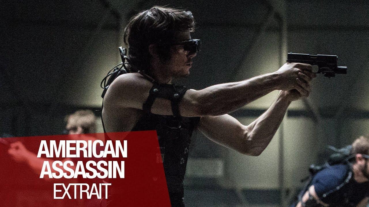 "AMERICAN ASSASSIN - Extrait 2 ""War Games"" - VOST"