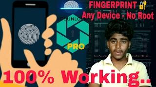 Video Fingerprint Unlock In Any Device - ( No Root ) - ( Hindi/Urdu ) By Arya Banerjee download MP3, 3GP, MP4, WEBM, AVI, FLV Juli 2017