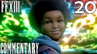 Final Fantasy XIII PC Walkthrough Part 20 - Dajh