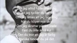 Eric Amarillo - Om sanningen ska fram (Lyrics + download)