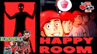 HAPPY ROOM o Cómo hacer puré de gente de manera Feliz / JUEGO RANDOM #20