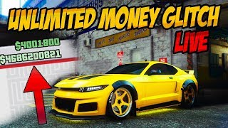 "GTA 5 Online : Money Glitch 1.43 *SOLO* GTA 5 Money Glitch ""PS4, Xbox One"""