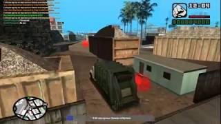 Работа мусорщиком - MTA Resource