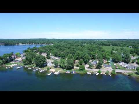 White Lake Park and Marina - White Lake, Michigan