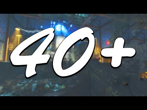 The Giant: Round 40+ Attempt & 'Der Esiendrache' Talk/Speculation (Black Ops 3 Zombies)