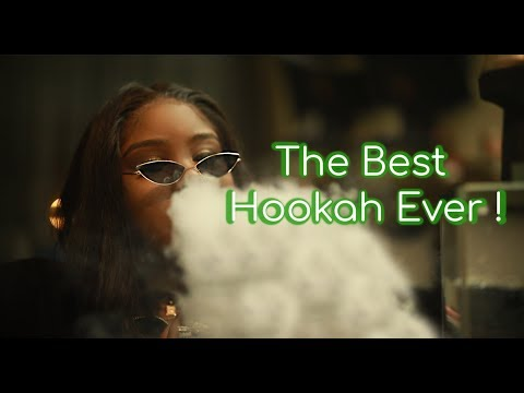 ITS LIT 🔥 | The BEST Hookah Ever !