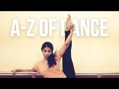 A-Z of Dance at AIDS 2015