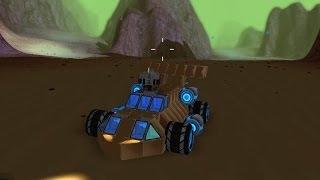 Robocraft, как сделать гоночный автомобиль