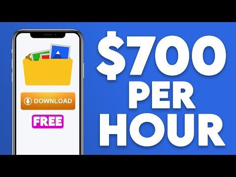 Earn $700/Hour Downloading FREE Files! (Make Money Online)