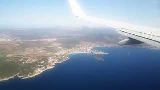Ryanair - East Midlands to Majorca HD
