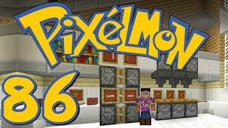 Minecraft Pixelmon - Ep. 86 - Industrial Strength Kitchen