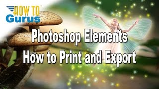Video How to Print or Export Photos and Projects in Adobe Photoshop Elements 2018 15 14 13 12 11 download MP3, 3GP, MP4, WEBM, AVI, FLV Juli 2018