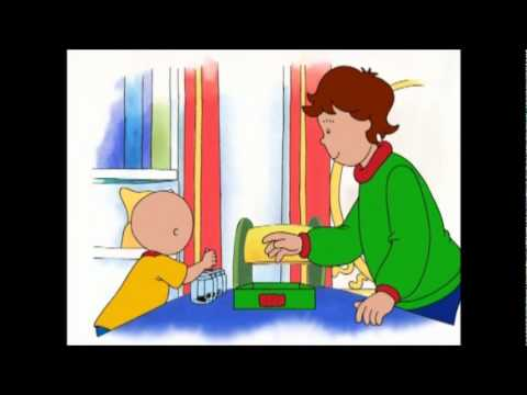Caillou Family Collection 9 2 - YouTubeCaillou Family Collection