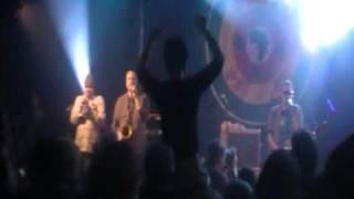 """Daab """" Fala ludzkich serc """" live Afryka reggae festiwal 2010"""