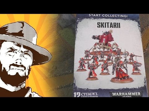 Repeat 40k Start Collecting Tau Box Review SKU 70-56 by