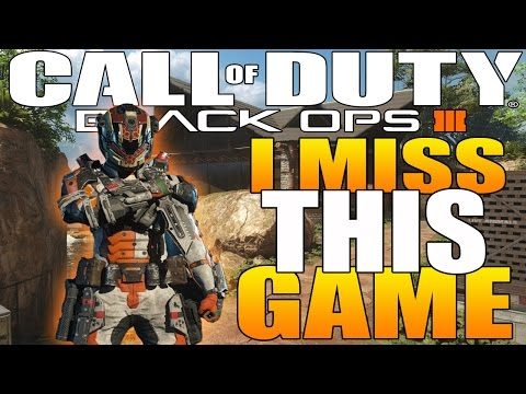 I Miss This Game (Call of Duty Black Ops 3 Commentary)