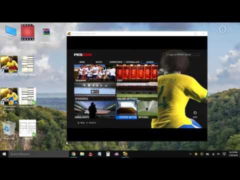 Change Language in Pro Evolution Soccer 2016