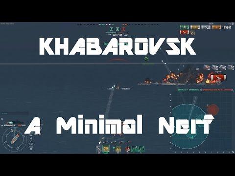 Khabarovsk - A Minimal Nerf