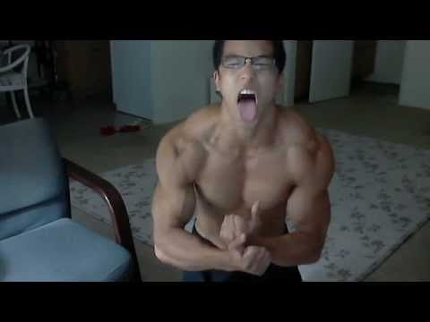 Flexshows Asian Fitness Model Dances For Cam Like Young Magic Mike Youtube
