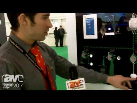 ISE 2017: Larnitech Explains CW-HTMLI 5-in-1 Home Sensor for Smart Home