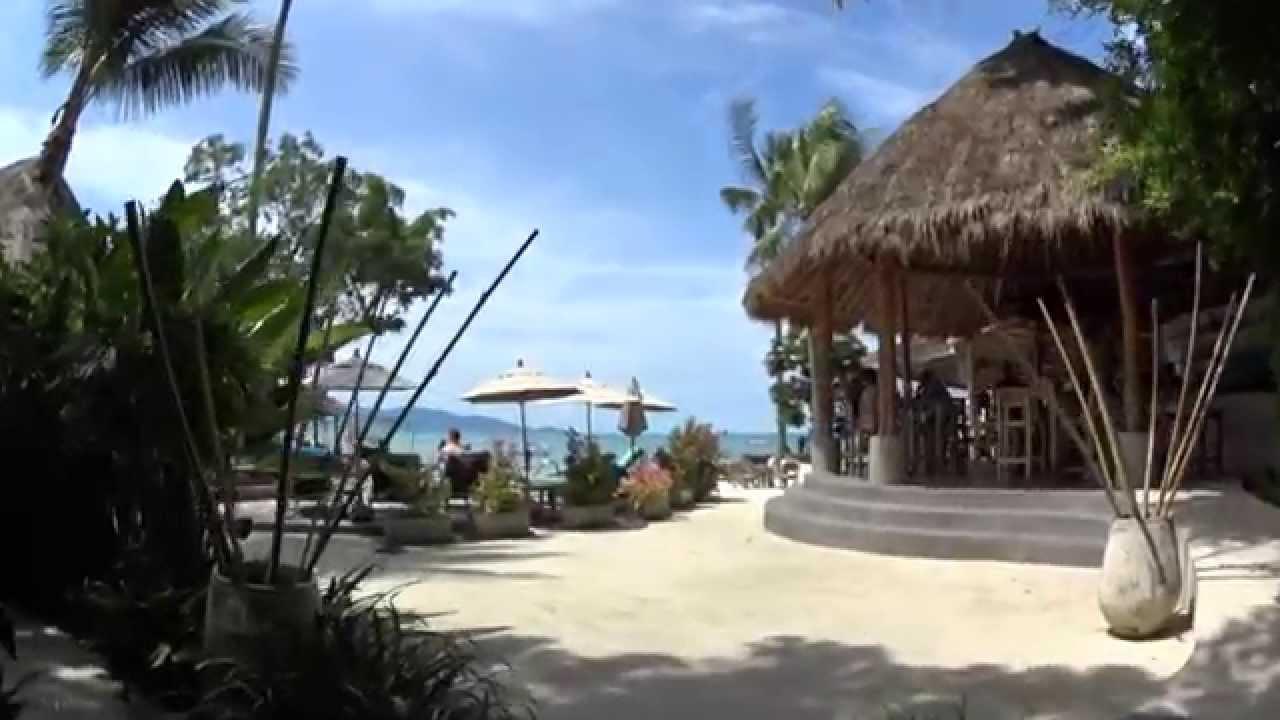 Eden Beach Bungalow Koh Samui You