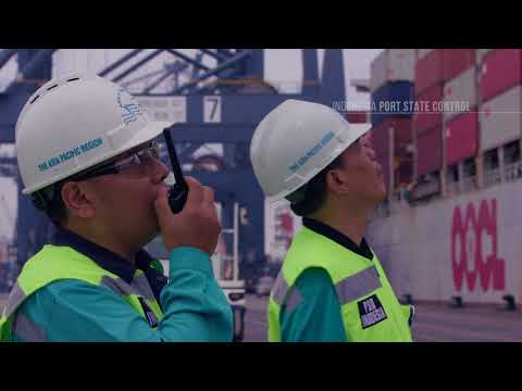 Indonesia Port State Control