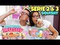 Nuovi SMOOSHY MUSHY Serie 2 E 3: SQUISHY BABY E Cambia Colore