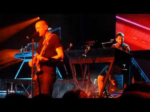 Linkin Park - Mansfield, MA, Comcast Center, Honda Civic Tour (14.08.2012)