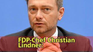 Fdp-chef christian lindner: -