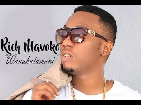 Rich Mavoko - Wanakutamani Official Instrumental thumbnail