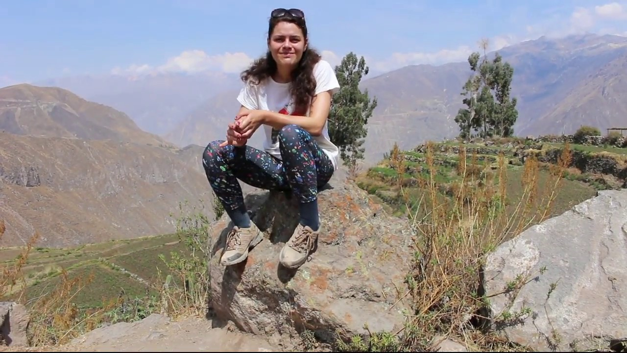 Trekking the Colca Canyon