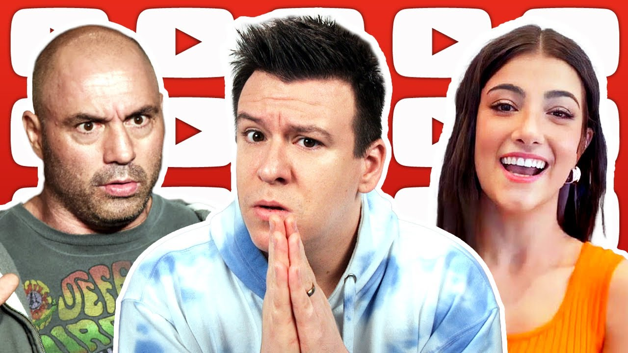 What The Secret Joe Rogan Spotify Revolt Leaks Reveal, Charli D'Amelio, & COVID Vaccine Confusion...