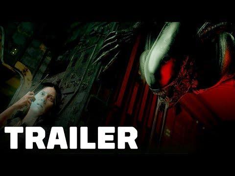 Alien: Blackout Reveal Trailer (Mobile)