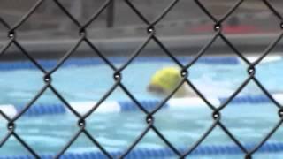 Julian 100 fly at Jenny Thompson pool.