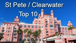 St Pete & Clearwater: Top Ten Things To Do